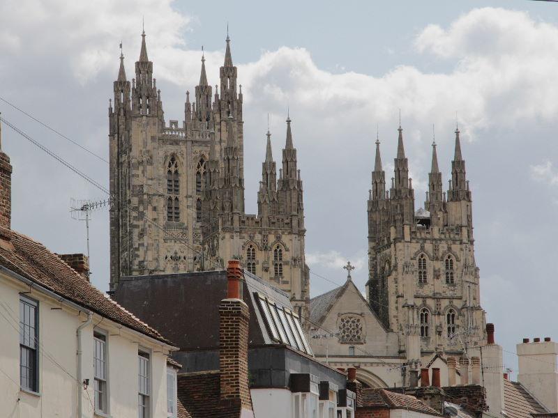 Tag 2: Canterbury – Leeds Castle – Tudeley – Hever Castle – Lingfield – Hailsham (2/6)