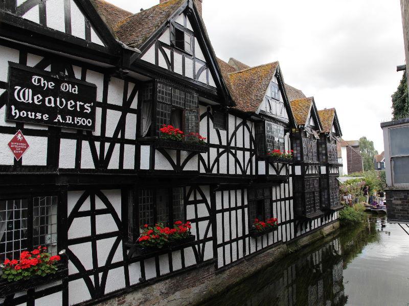 Tag 2: Canterbury – Leeds Castle – Tudeley – Hever Castle – Lingfield – Hailsham (6/6)