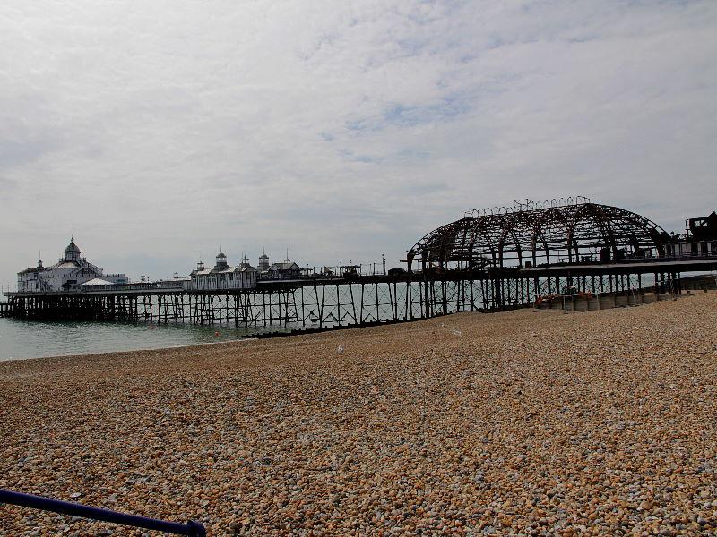 Tag 3: Eastbourne – Klippen – Brighton – Arundel – Chichester – Southsea (1/6)