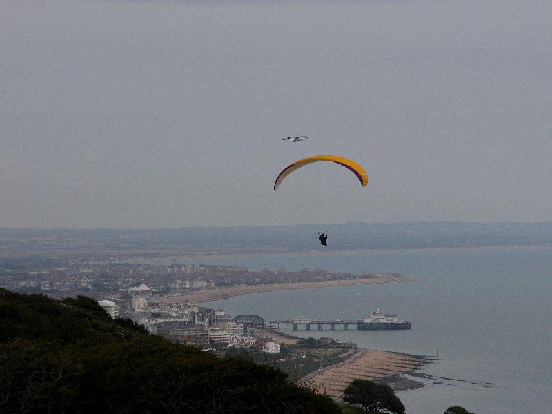 Tag 3: Eastbourne – Klippen – Brighton – Arundel – Chichester – Southsea (3/6)