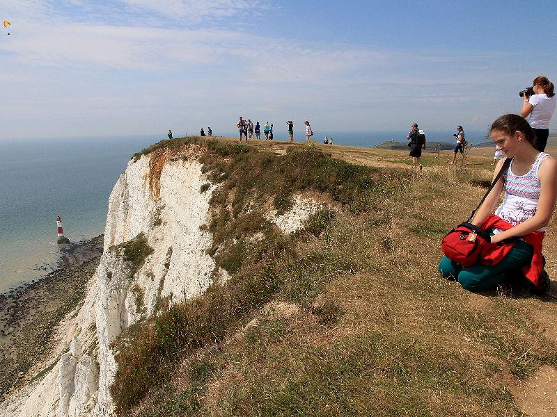 Tag 3: Eastbourne – Klippen – Brighton – Arundel – Chichester – Southsea (4/6)