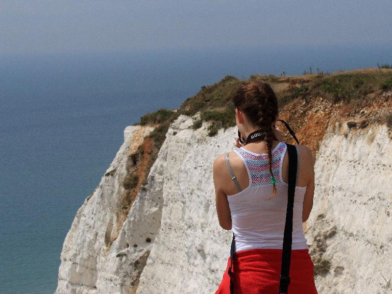 Tag 3: Eastbourne – Klippen – Brighton – Arundel – Chichester – Southsea (5/6)