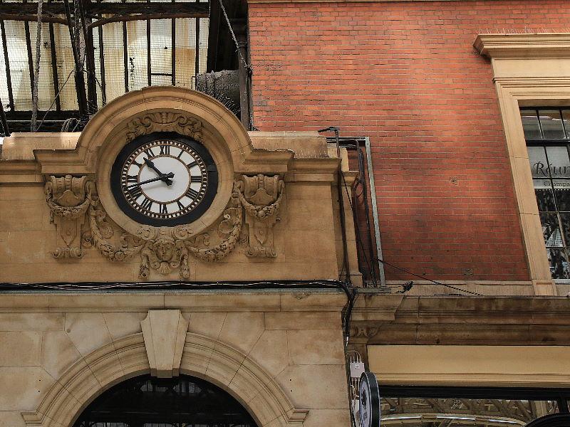 Tag 18: London – Bahnhöfe, ein Teddybär, ein Meisterdetektiv und viele Wachsfiguren  (3/6)