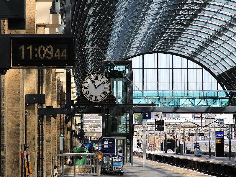 Tag 18: London – Bahnhöfe, ein Teddybär, ein Meisterdetektiv und viele Wachsfiguren  (4/6)