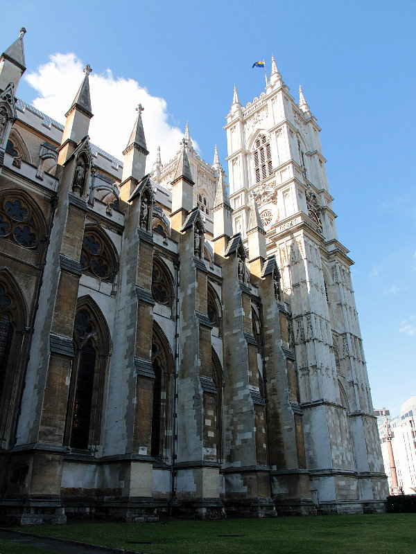 Tag 21: London – alles andere... ;-) (5/6)
